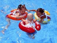Правила поведения при нахождении на воде!