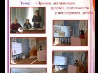 Городское  методическое объединение учителей-логопедов